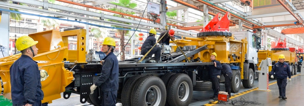 Signs of Economic Recovery in China