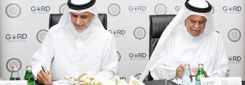 The Al-Attiyah Foundation and GORD Celebrate Partnership Agreement