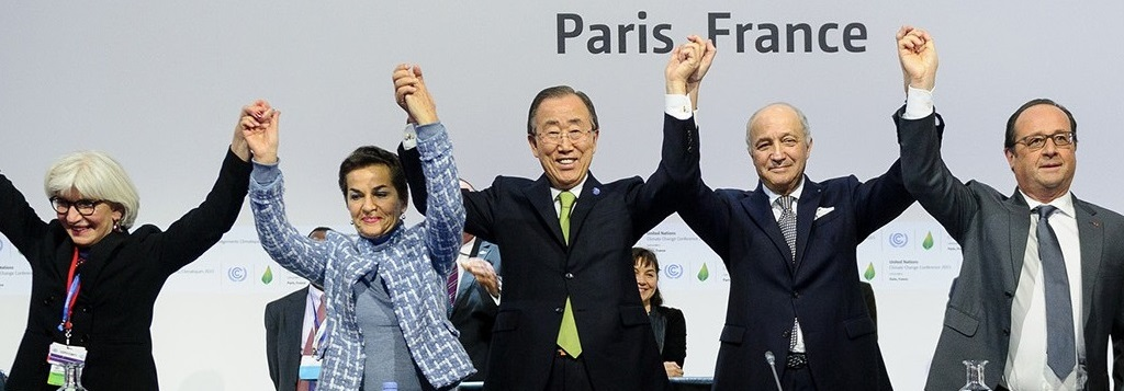 Countries must triple their efforts to meet the 2-degree target outlined in the Paris Agreement